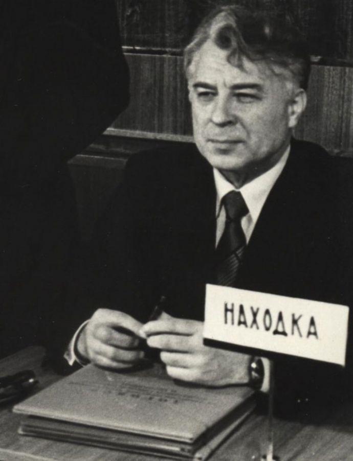 Ушёл из жизни бывший первый секретарь Находкинского горкома КПСС Николай Афанасьевич Куксов